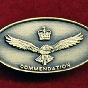 Commendation in Gold - RAAF (F/S)