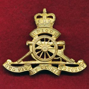 Hat Badge - RAA  ORs  (53/64)