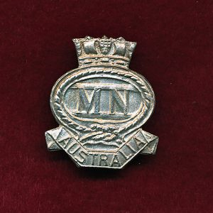 Merchant Navy - Australia - Lapel Pin