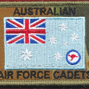 AAFC - Aust National Flag - Australian Air Force Cadets