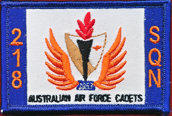 AAFC - 218 SQN - Australian Air Force Cadets (#2)