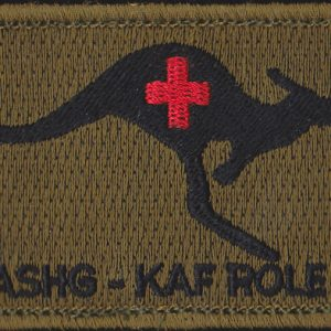 Afghanistan - ASHG - KAF  - Role 3 (Official)
