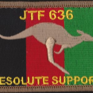 Afghanistan - JTF 636 Resolute Support (Official)