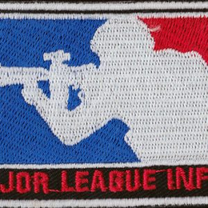 Afghanistan - Novelty Patch - Major League Infidel (U/o)