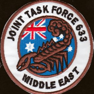MEAO - JTF633 (Novelty Patch) (U/o)