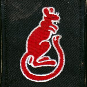 IRAQ  - AMTG -2  7th Armoured Division Patch