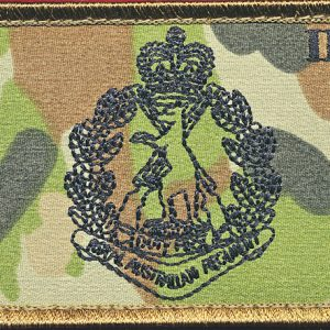 3 RAR Field Patch (Aust Multicam)