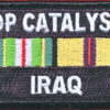 IRAQ - Memento/Novelty Ribbon Bar Patch