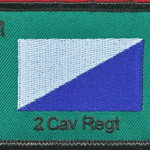 2nd Cavalry Regiment  (Official)