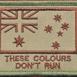 Australian National Flag - Novelty Patch