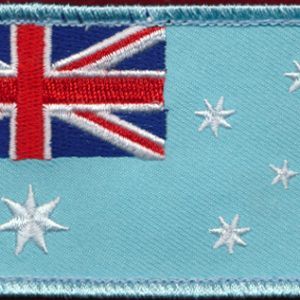 Air Force Ensign Patch - RAAF  (Flight Suit)