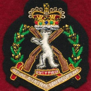 RAR Beret Badge