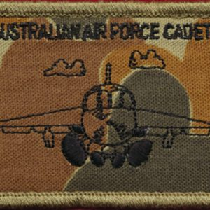 AAFC - 208 SQN - Australian Air Force Cadets (Subdued)