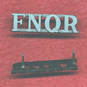 51 FNQR Shoulder Title  (x1)  (ca97)