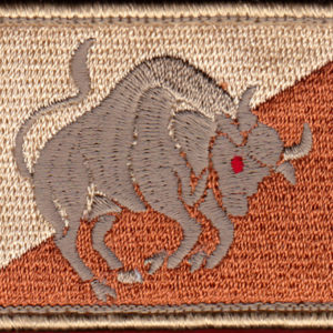 SF - SASR - 3rd Herd Barracks Patch (Subdued)