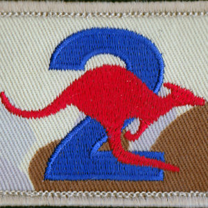 IRAQ - OBG (W) - 2  Patch