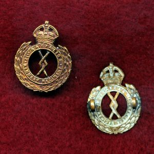 31 INF BN Collar Badge (Kennedy Regt) (30/42)