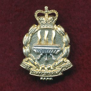 Collar Badge - AACC (A/A)