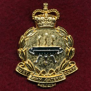 Hat Badge - AACC  (post 96 - Briteshine)