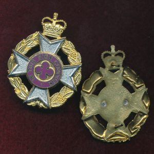 Hat Badge - RAAChD - -Christian (A/A)
