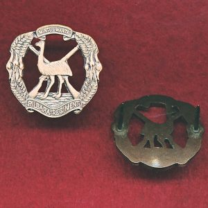 Pilbara Regiment - Collar Badge (w/L) (2nd Pattern)