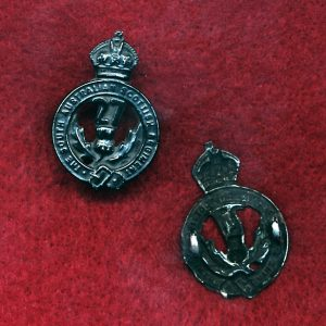 27 INF BN Collar Badge (S.A. Scottish Regt.) (30/42)