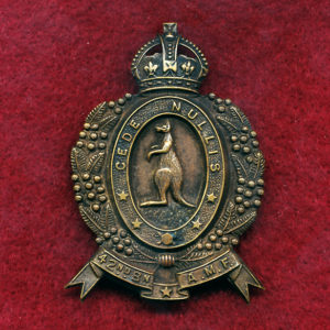 42 Infantry Battalion Hat Badge (30/42)