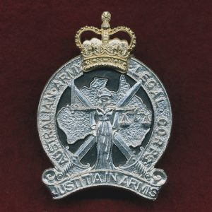 Hat Badge - Australian Army Legal Corps  (A/A)