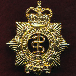 Hat Badge - RAAMC Post 1996
