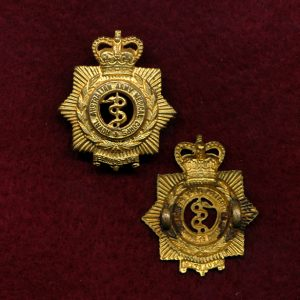 Collar Badge - RAAMC (53/60)