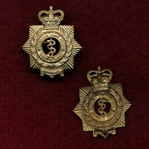 Collar Badge - RAAMC (Interim)