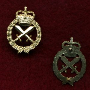 Collar Badge - RACMP   (A/A)
