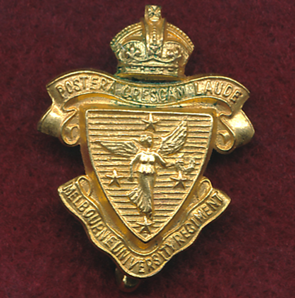 MUR - Collar Badge (w/R)  (48/53)