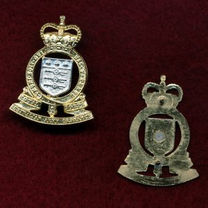 Collar Badge - RAAOC (w/L) (A/A)