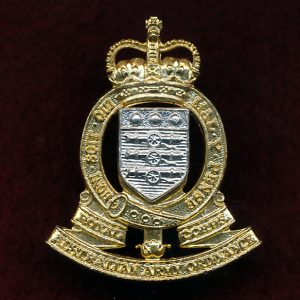Hat Badge - RAAOC (A/A)