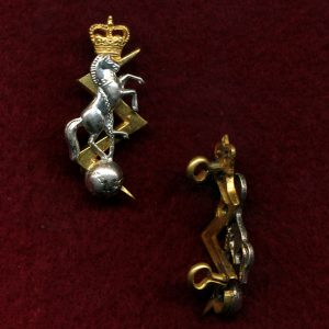 Collar Badge RAEME (w/R)