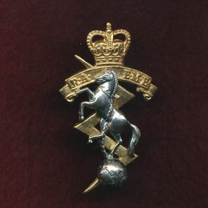 Hat Badge - RAEME (Interim))