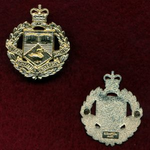 WAUR - Collar Badge  (60s/90s) (w/R)