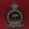 11 LHR (Darling Downs LH) Hat Badge  (30/42) (Oxy)