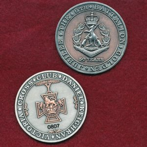 6 Royal Australian Regiment  - 50 Years (Golden Jubilee) #972