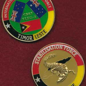 TIMOR LESTE - International Stabilisation Force - CSST TLTG-4