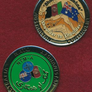 Afghanistan  NTM-A Australian Contingent