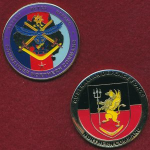 Northern Command - Commanders Coin