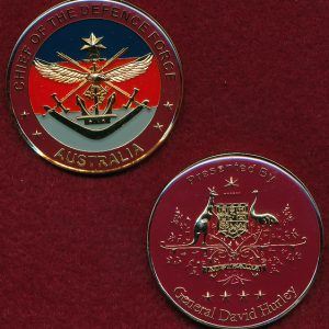 Chief of the Defence Force C/coin