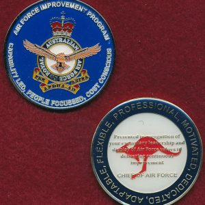 RAAF -  Chief of Air Force Coin