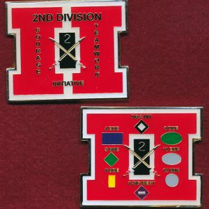 2 Division coin