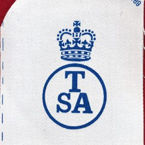 "Navy Rating Patch  ""TSA""  978 8189"