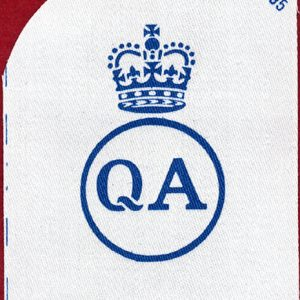 "Navy Rating Patch ""QA""  978-8195"