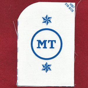 Motor Transport Driver Rating Insignia    978-8178