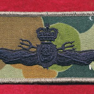 Mine Warfare & Clearance Diving Officer